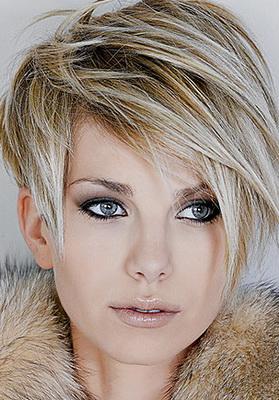 Стрижка волос боб (фото)