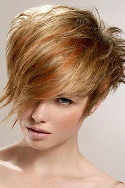 волосах схема, стрижки