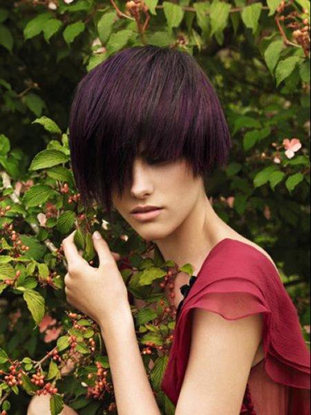 Простые причёски из жгутов