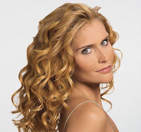 прически, длинные волосы