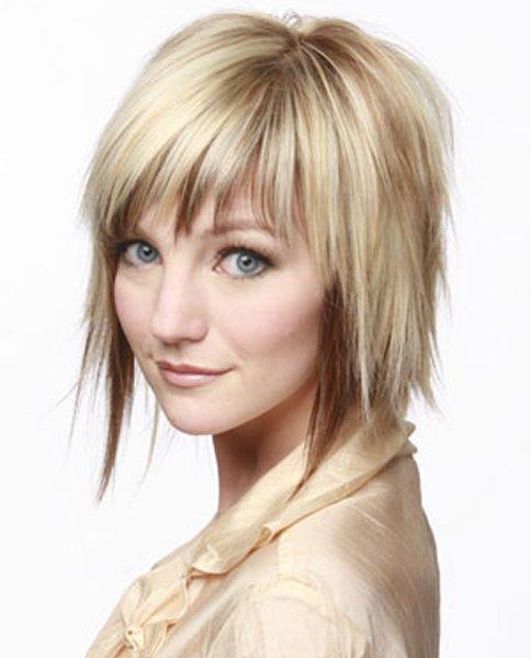Схемы причесок на короткие волосы